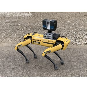 FARO Launches 3D Laser Scanning Integration with Boston Dynamics Mobile Robot