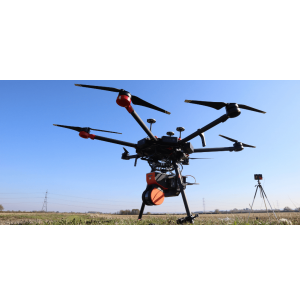 GeoSLAM Enters Partnership with Drone Specialists Heliguy