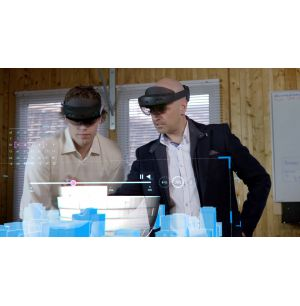 Changing the Game with Mixed Reality for Construction Planning and Operations