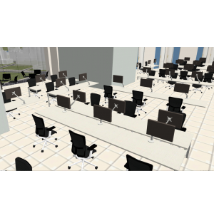 Combining BIM and GIS in Building Operation and Information Management
