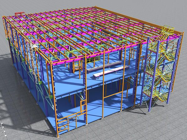 Creating a model of an existing facility with BIM software represents a very different challenge than designing a new facility from zero.