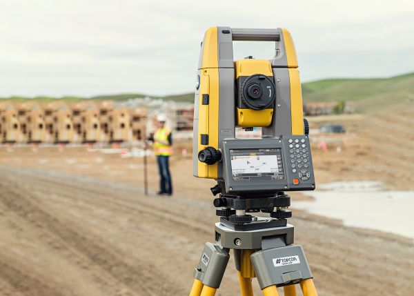 The Topcon GT-1200 and GT-600 total stations are released in multiple accuracy levels.