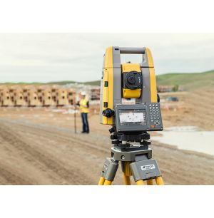 New Topcon Robotic Total Station System Enhances Survey Workflow Performance