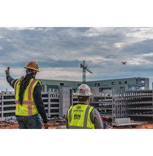 US Construction Workloads Fall during COVID-19 Pandemic